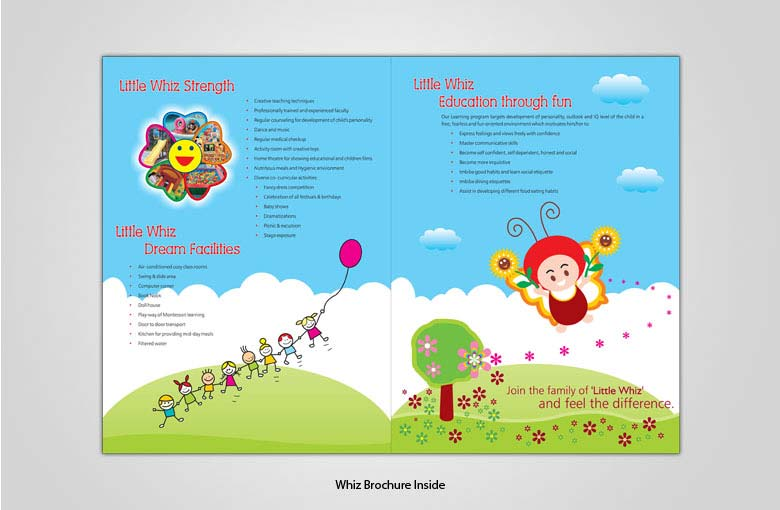 Brochure Design In Noida, Delhi, India, Corporate Brochure