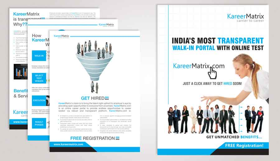 Brochure design in noida delhi india corporate brochure for Design consultancy