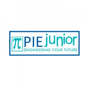 Educational Logo Design, pie junior