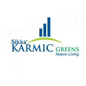 Real Estate Logo Design, Noida, Uttar Pradesh, India, sikka karmic greens Logo